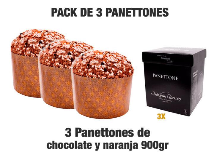 Compar panettone online pack